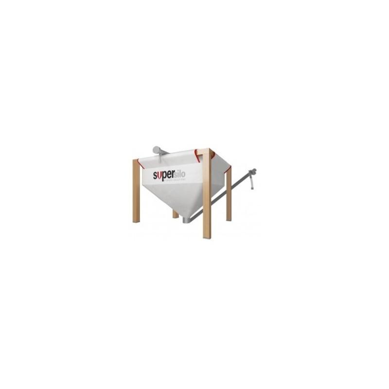 silo a pellets en kit courroie de transport. Black Bedroom Furniture Sets. Home Design Ideas