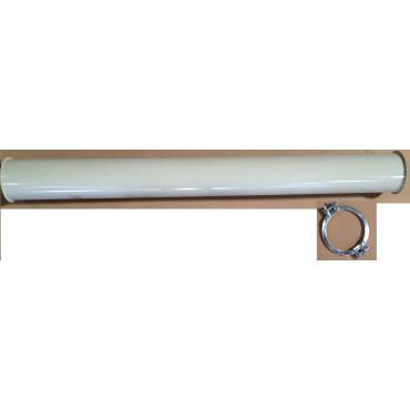 Rallonge tube + collier